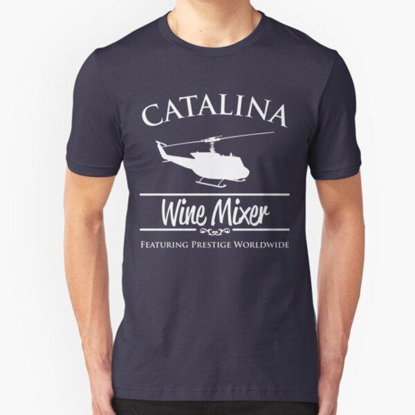 Catalina Wine Mixer Prestige Worldwide Slim Fit T-Shirt