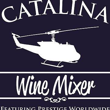 Catalina Wine Mixer Prestige Worldwide by LightningDes