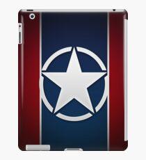 Logo - Star Patriot iPad Case/Skin