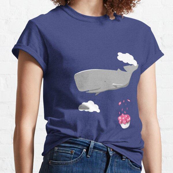 Infinite Improbability Fall (w/o text) Classic T-Shirt