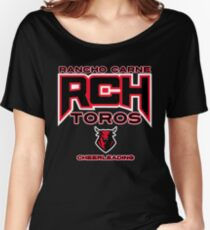 Rancho Carne Toros Cheerleading Women's Relaxed Fit T-Shirt