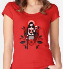 Santita Women's Fitted Scoop T-Shirt