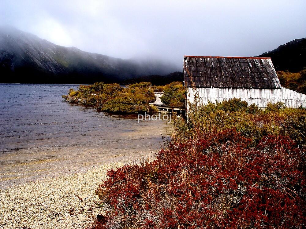 photoj Australia - Tasmania, Lake Dove-Cradle Mt by photoj
