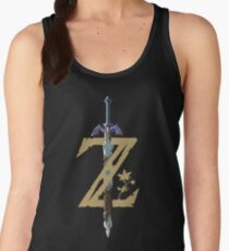 The Legend of Zelda: Breath of the Wild Z Women's Tank Top