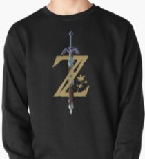 The Legend of Zelda: Breath of the Wild Z Pullover