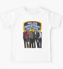 12th Precinct Team Kids Clothes