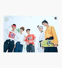 NCT U 7th sense Photographic Print