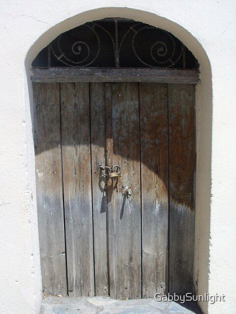 The Door by GabbySunlight