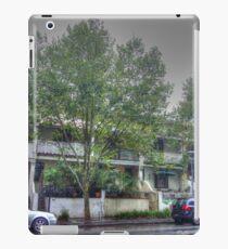 Sydney suburbia iPad Case/Skin