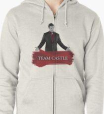 Team Castle Zipped Hoodie
