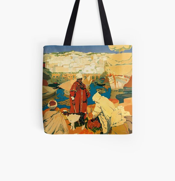 Product Of Algeria Since Birthday Tote Bag Algerian Country Gift Idea Year