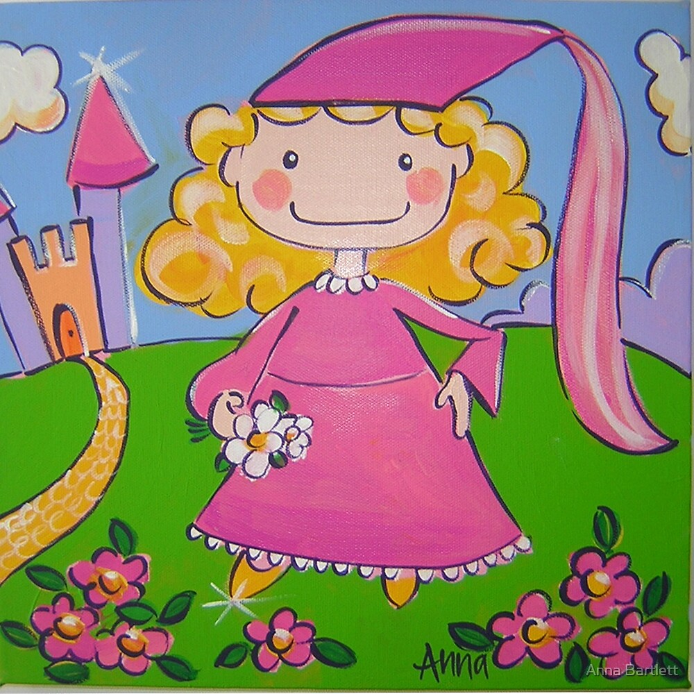 Princess by Anna Bartlett