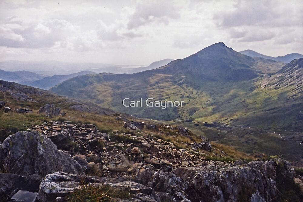 Scramble - Wales by Carl Gaynor