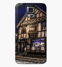 Northwich at night 14 Case/Skin for Samsung Galaxy
