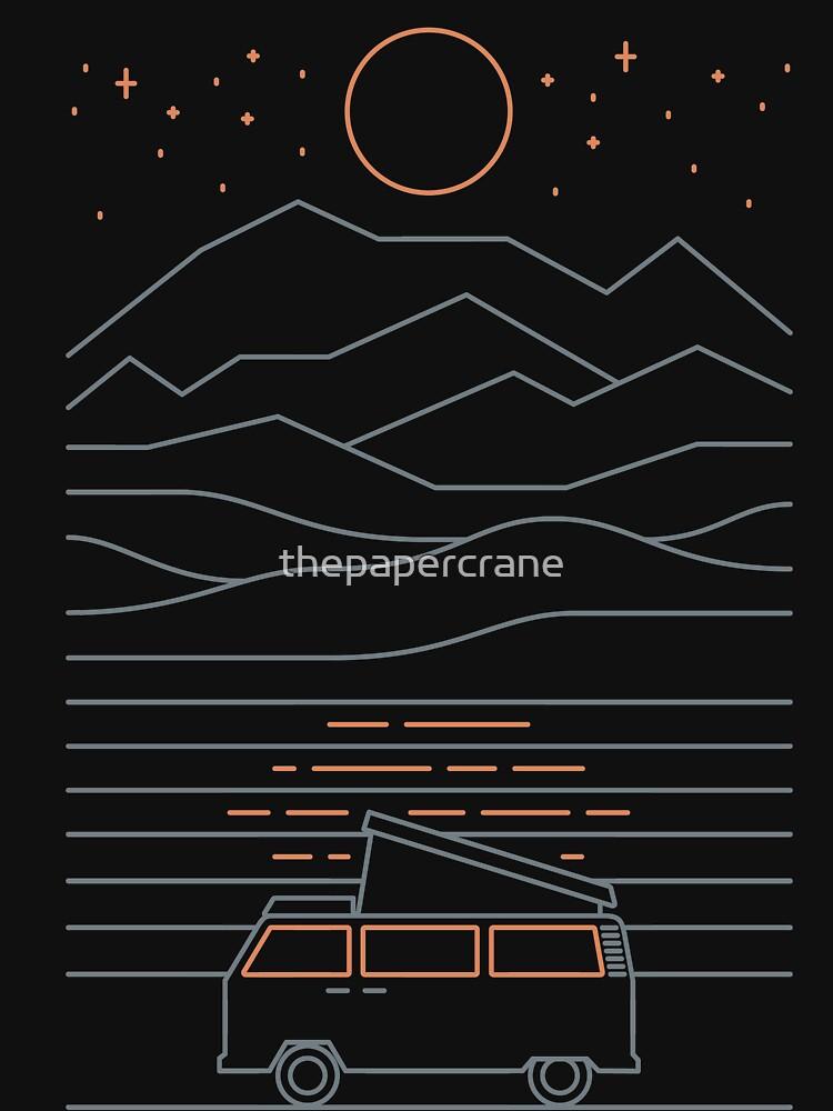 Van Life by thepapercrane
