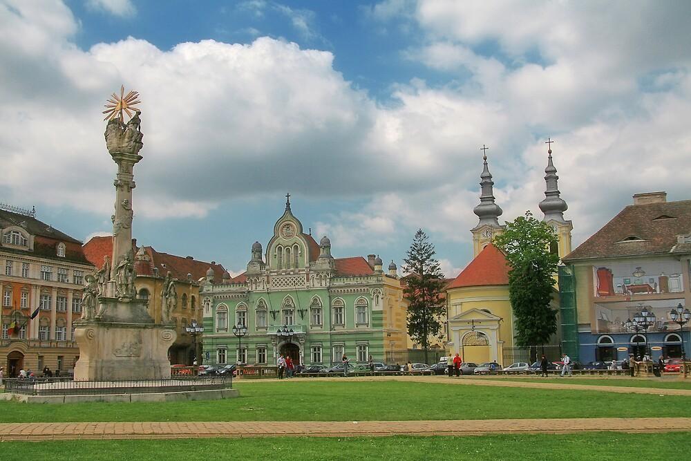 Timisoara in colours V by GabiB
