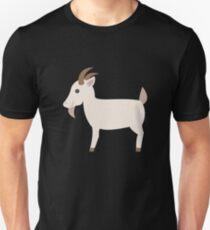Goat with smile Unisex T-Shirt
