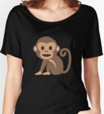 Happy monkey Women's Relaxed Fit T-Shirt
