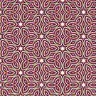 3 Blatt digital pattern by RosiLorz