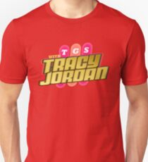 TGS with Tracy Jordan : Inspired By 30 Rock T-Shirt