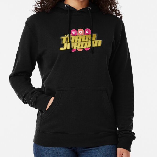 TGS with Tracy Jordan : Inspired By 30 Rock Lightweight Hoodie