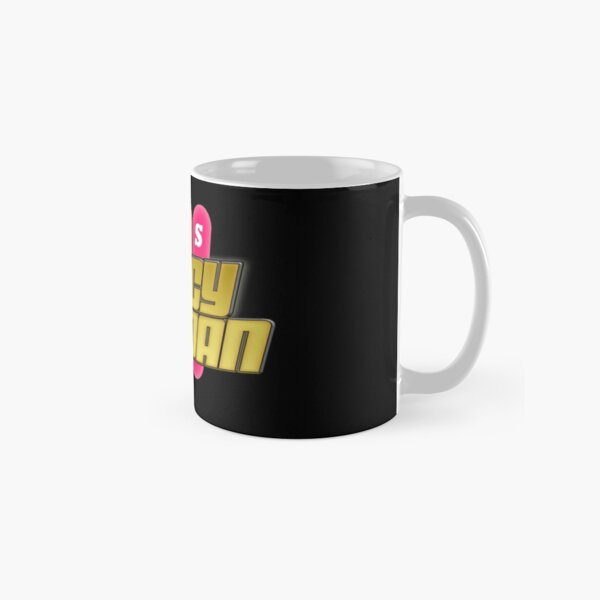 TGS with Tracy Jordan : Inspired By 30 Rock Classic Mug