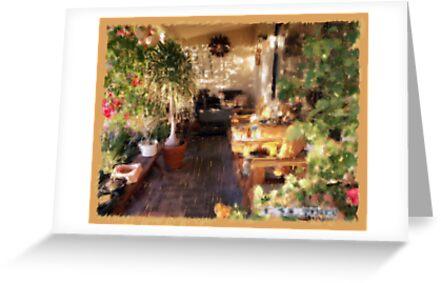 My Porch2 by Edith Krueger-Nye