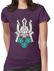 For Honor Samurai Emblem Logo Womens Fitted T-Shirt