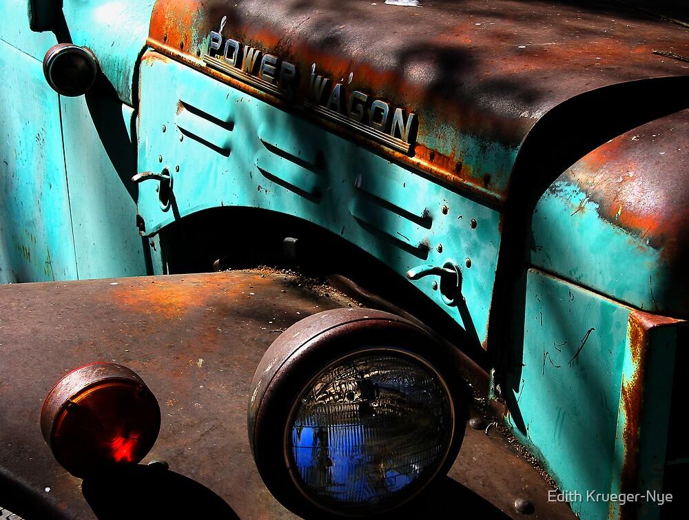 Dodge Power Wagon by Edith Krueger-Nye