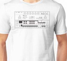 Tb-303 Bass-Line Tribute Unisex T-Shirt