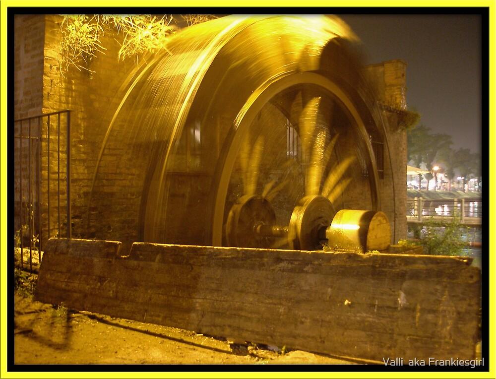 Water Mill by Valli  aka Frankiesgirl