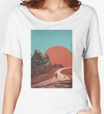 The Walk Women's Relaxed Fit T-Shirt