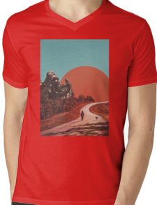 The Walk Mens V-Neck T-Shirt