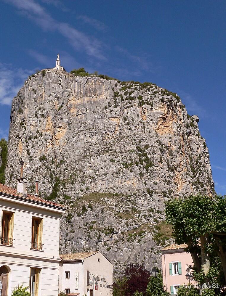 Church Atop Mountain by Joandmike81