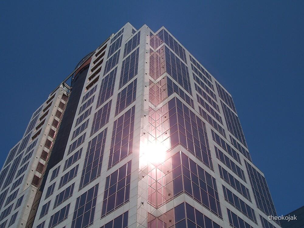 Portland Building by theokojak