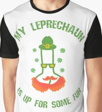 Your Leprechaun wants some fun Graphic T-Shirt