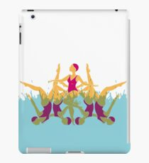 Synchronized adaptation iPad Case/Skin