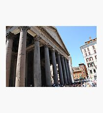 Pantheon in Rome Photographic Print