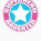 Superheld-Tochter von JCDesignsUK