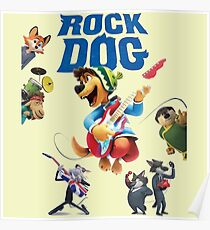 Rock Dog The Movie Poster