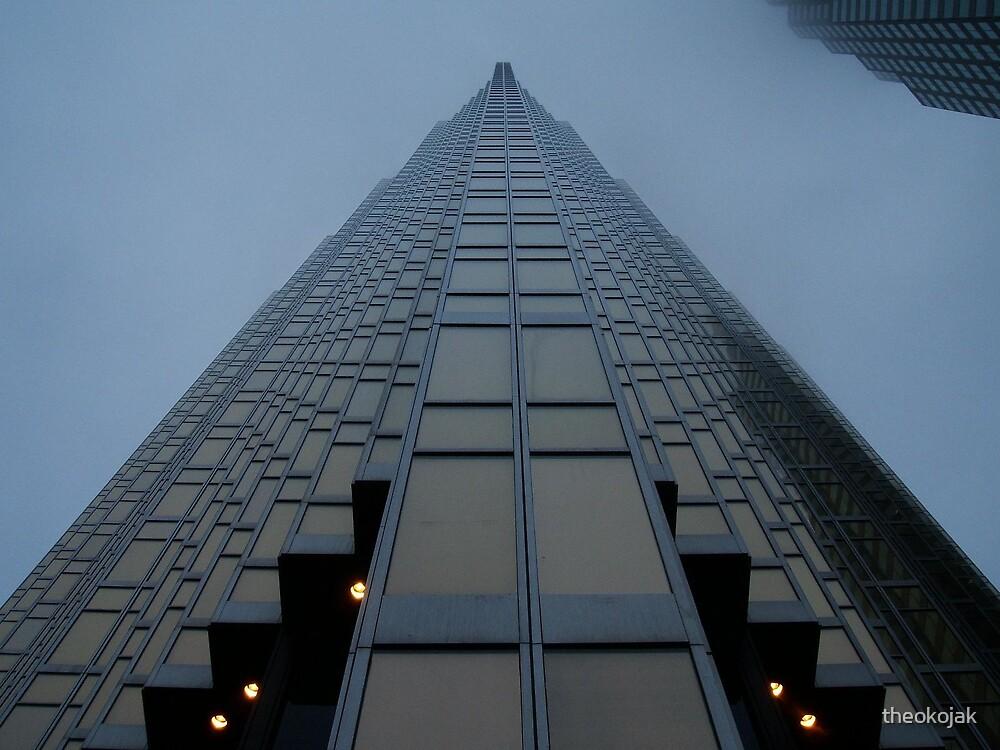 Tall skyscraper by theokojak