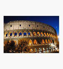 Colosseo Roma Photographic Print