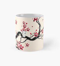 Kodama on a cherry tree Mug