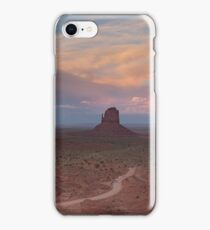 Monument Valley Sunset iPhone Case/Skin
