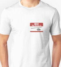 Detective inspector me Unisex T-Shirt