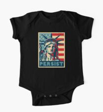 Lady Liberty - Persist One Piece - Short Sleeve