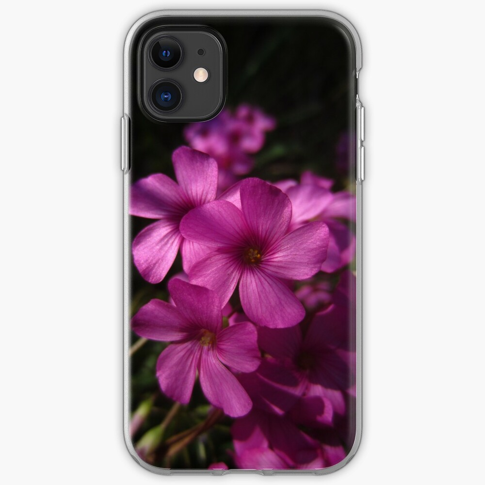 Pink-Sorrel iPhone Case & Cover