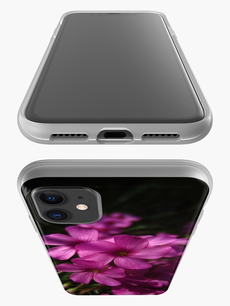 Alternate view of Pink-Sorrel iPhone Case & Cover