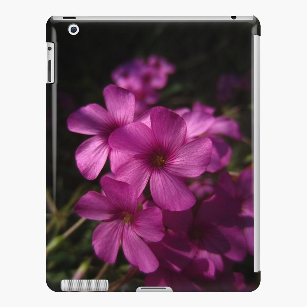Pink-Sorrel iPad Case & Skin