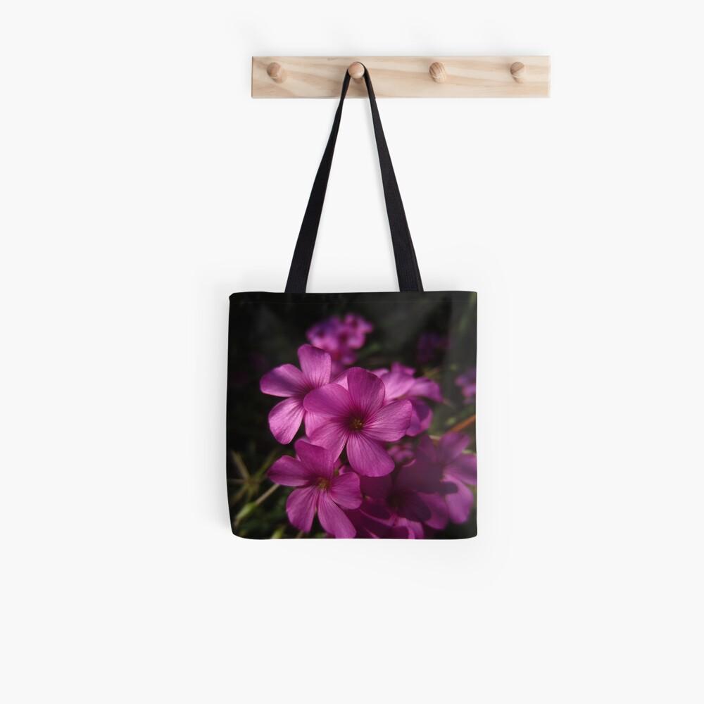 Pink-Sorrel Tote Bag